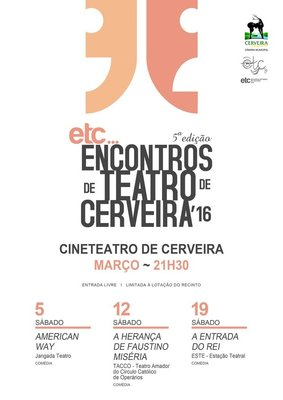 Cartaz - ETC